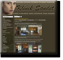 RRRR laver markedsføring for Skønheds- og Hudplejeklinikken Klinik Sandet
