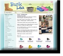 Besøg Butik Lea's WebShop