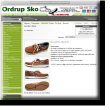 RRRR laver markedsføring for Ordrup Sko